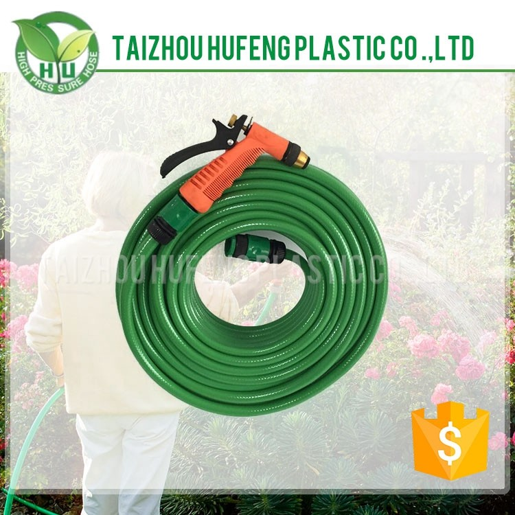 Factory Customized Cold Resistant Soft Flat Garden Hose