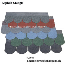 Wholesale cheaper 5 tab asphalt shingle malaysia asphalt shingles price
