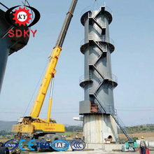 Long Working Life Light Burn Dolomite Kiln Lime Calcination Equipment Plant With New Design High Efficiency