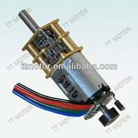 12mm gear motor for electric lock