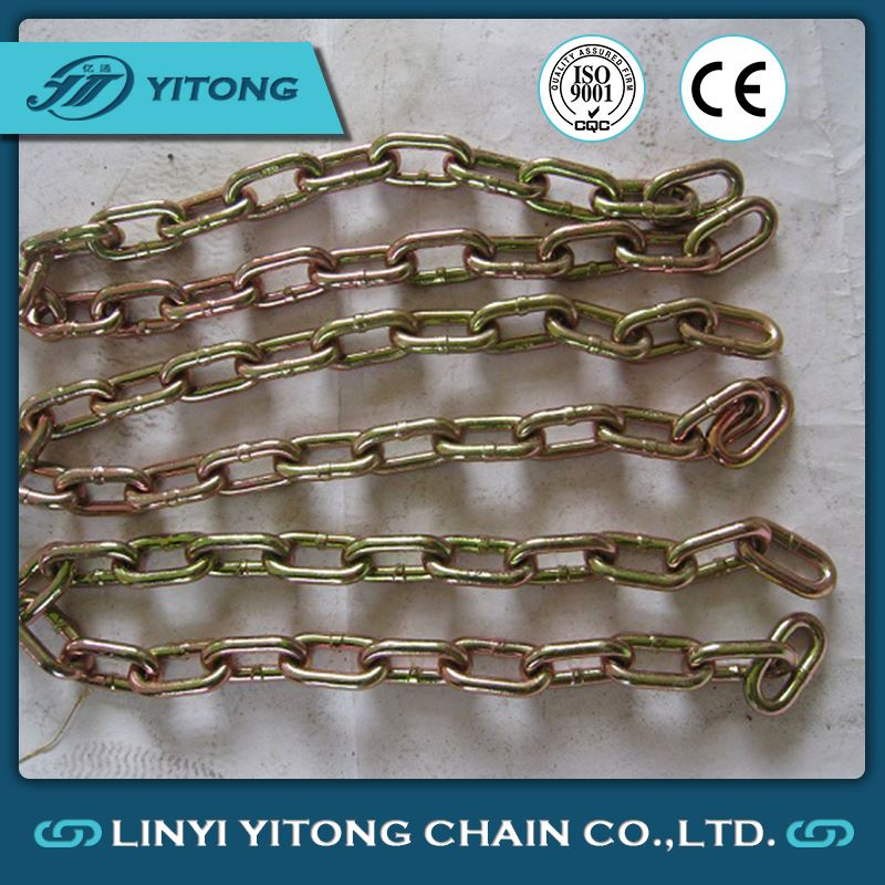 No Complaint Wholesale China g43 Natural Color High Test Lifting Chain