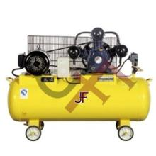 Budget air compressor with tyre sealant compressors