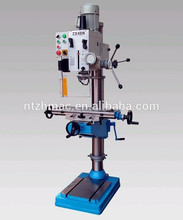Universal Drilling Milling Machine Tool ZX40H Small Drilling cum Milling Machine