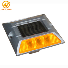 Aluminium Reflective Solar Road Studs with Leds Solar Powered Cat Eyes