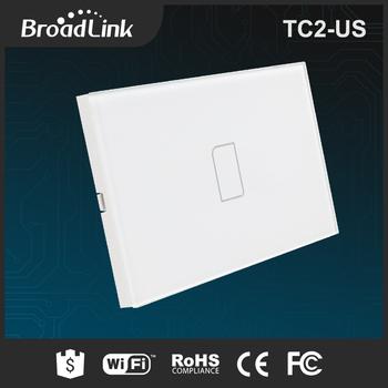 BroadLink TC2 US Standard Smart House Modern Electrical Switches 100v 240v
