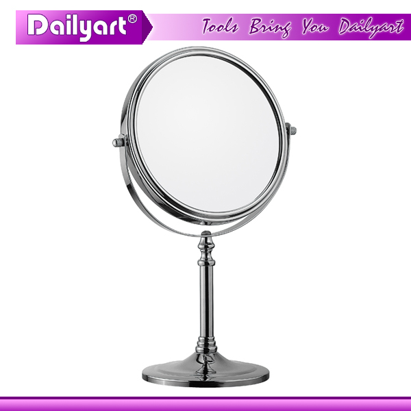 Classic Design chrome plating cosmetic car dvr rearview mirror