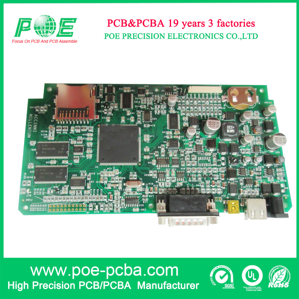 Components sourcing SMT/DIP PCBA electronic PCB assembly