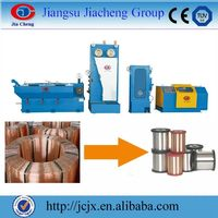 JCJX-17DHT Heavy-Duty Copper Wire/Rod Drawing Machine With Annealer
