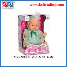 China wholesale vinyl doll heads and hands EN71/ROSH baby doll