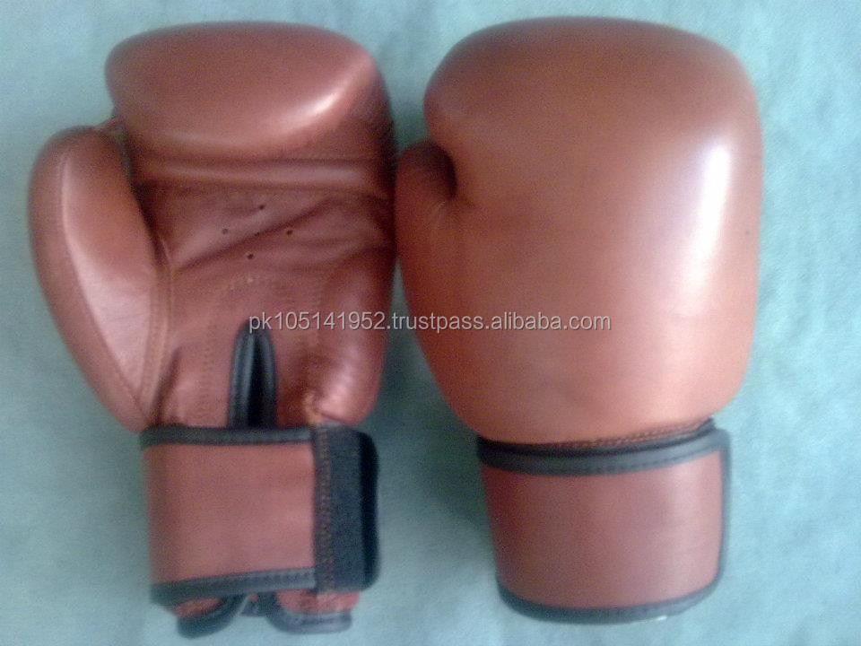 Bird Eye Genuine Leather Boxing Gloves Kick Boxing Training and Professional use Muay Thai Grappling Cage/Pakistan leather custo