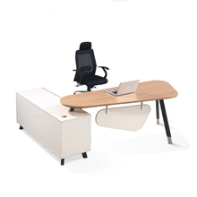 Trendy design computer sample executive boss office table 1200mm