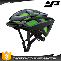 Wholesale custom High density EPS cycling helmet racing design your own bicycle helmet