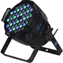 RGBW 54x3w wireless rechargeable led par 64 rgb dmx stage lighting