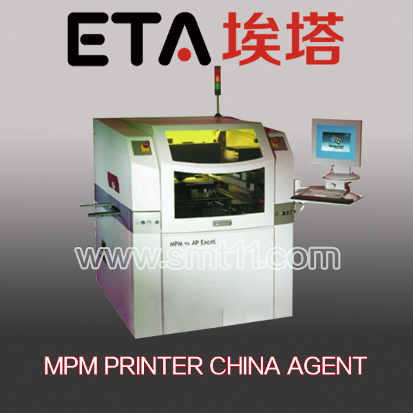 Full Automatic SMT Stencil Printer/ PCB Screen Printing Machine for led pcb assembly with low cost