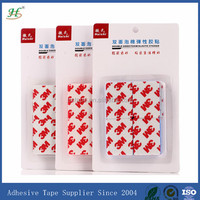 2014 hot sale red heat resistance decorative masking tape