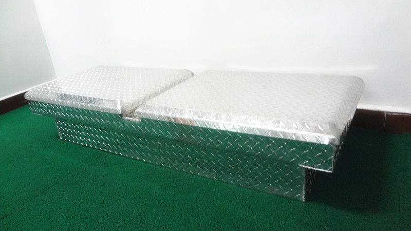 New product | ODM /OEM diamond plate Aluminum toolbox with different models for golf cart and trailer truck