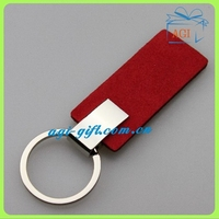 fashion custom pu leather key holder