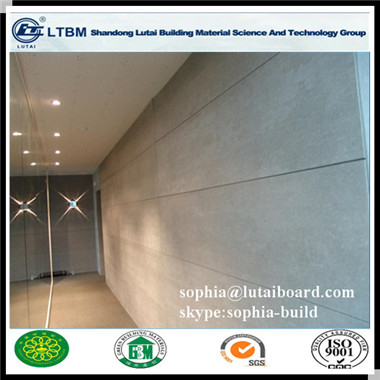 12mm FCB exterior wall cladding fiber cement board manufacturer