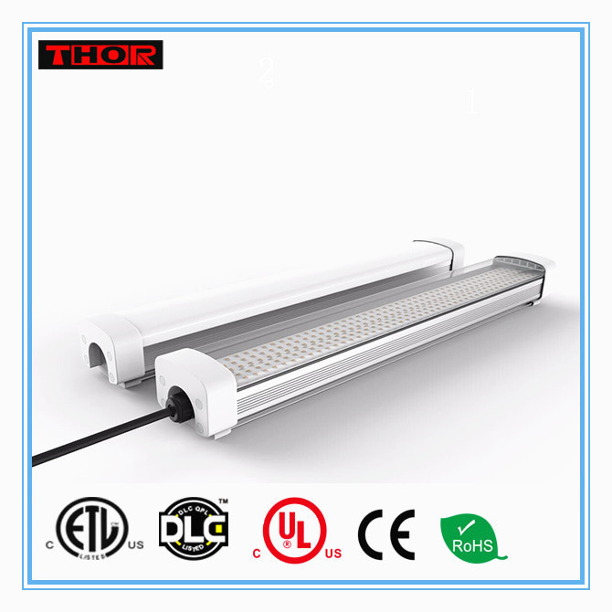 led tube light cover,4ft led light tri-proof,solar powered LED light 50000 hours