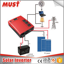 PV1100 PLUS Series High efficiency modified sine wave hybrid solar inverter with 30A PWM controller 660w 800w 1440w inverters