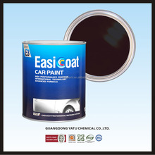 High gloss and excellent covering auto paint masking film