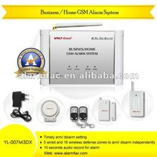2012 Newest GSM Alarm systems with good price