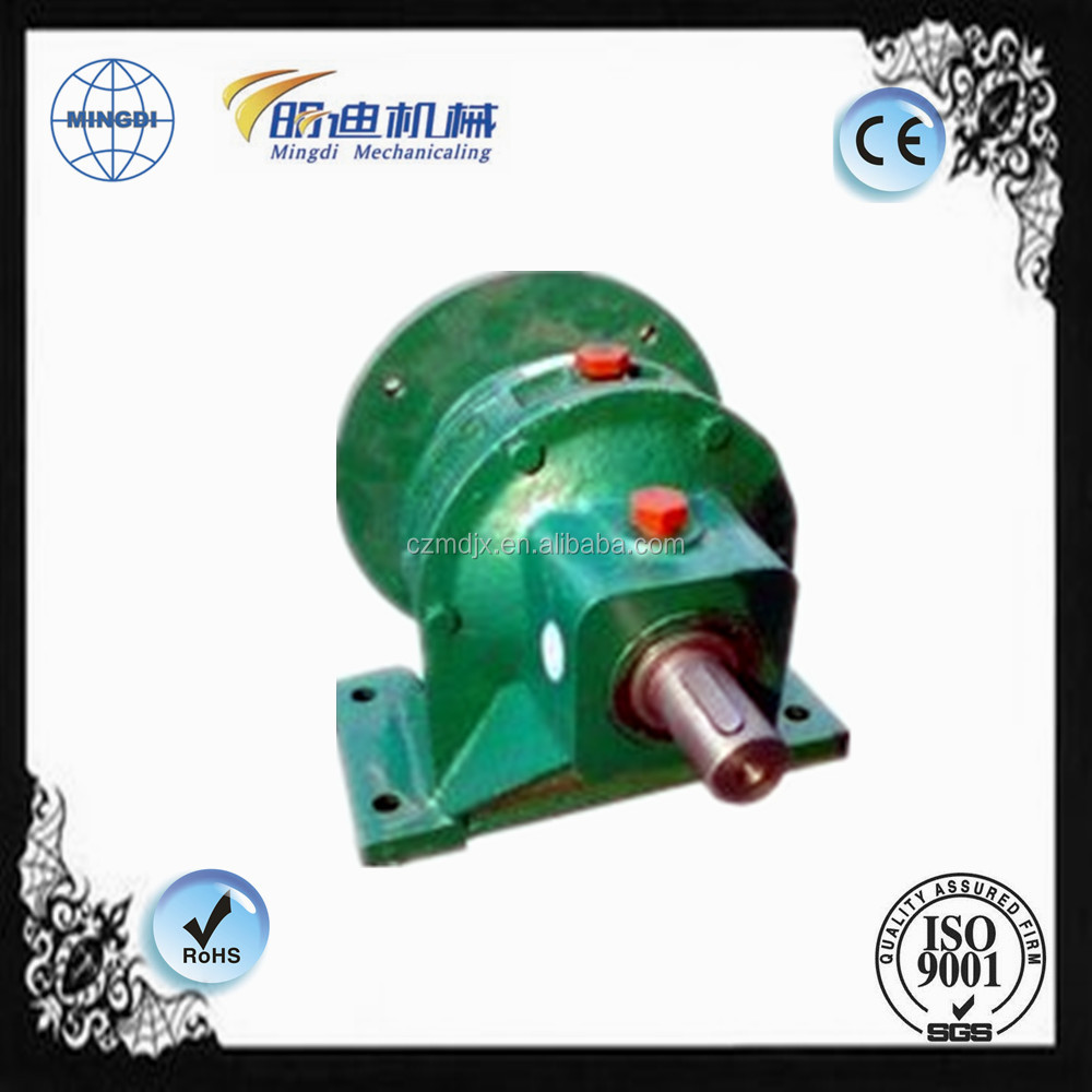 XW10 planetary cycloidal pin wheel reducer,planetary gearbox