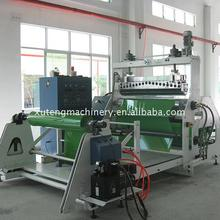 Hot sale factory direct price silk adhesive tape hot melt coating machine with good
