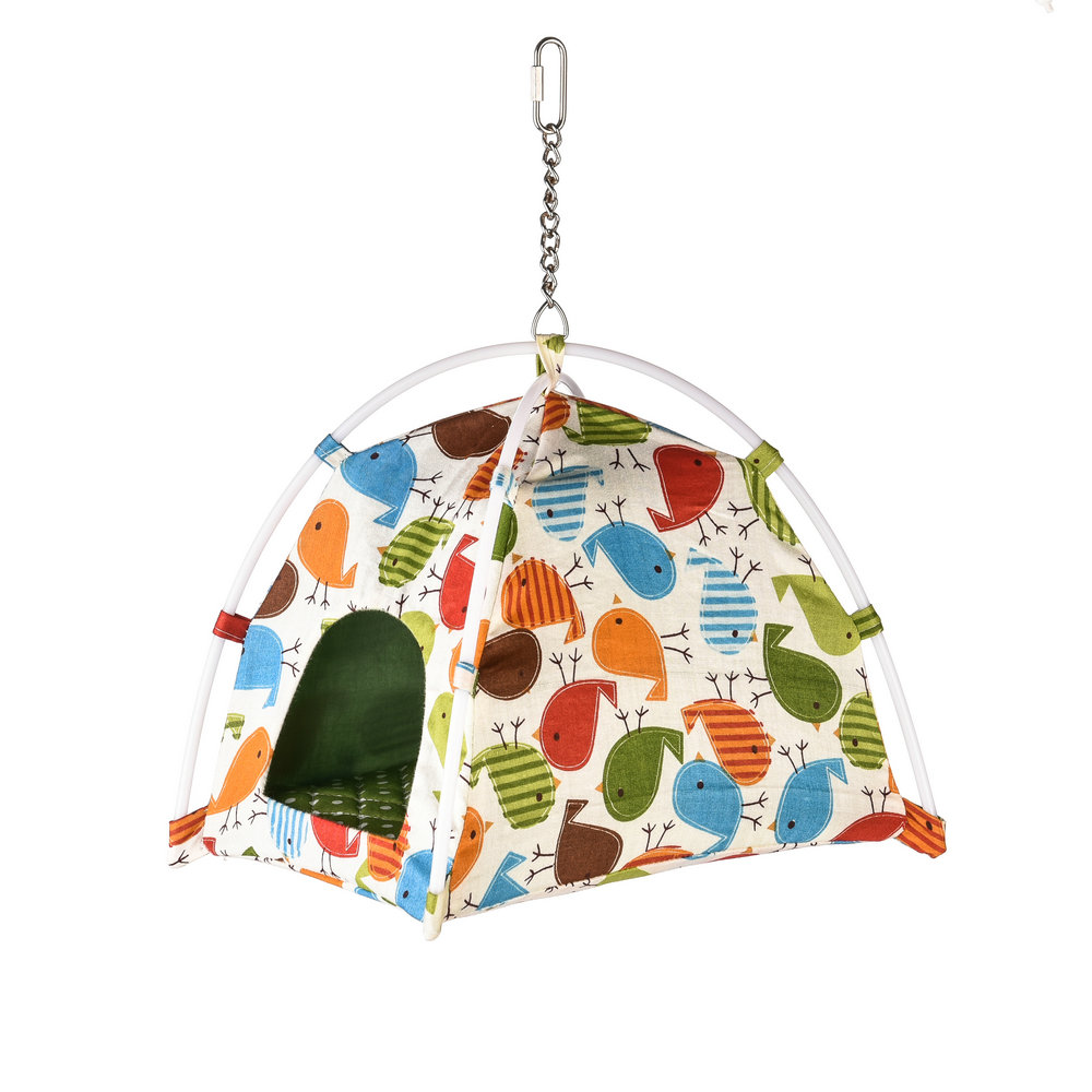 excellent design parrot tent diy bird tent toy