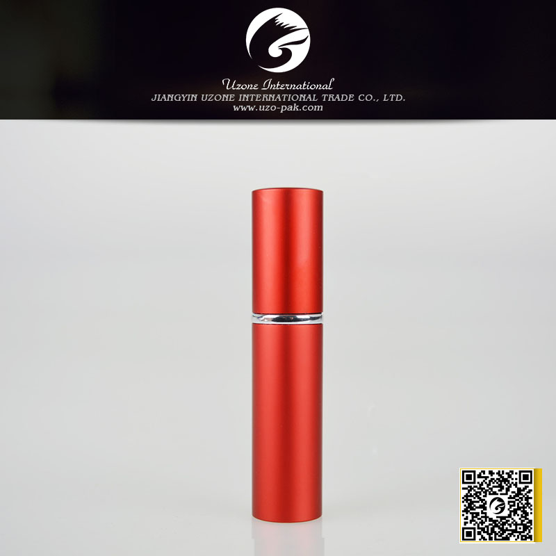 10ml matte red colored perfume atomizer,vials perfume atomizer