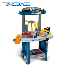 Kids Super Workshop Games Play Set Multifunctional Tool Toy