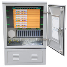 Manufacture fiber optic cross cabinet