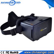 Upgrade Version Video Movie Game Virtual Reality box 3D Glasses