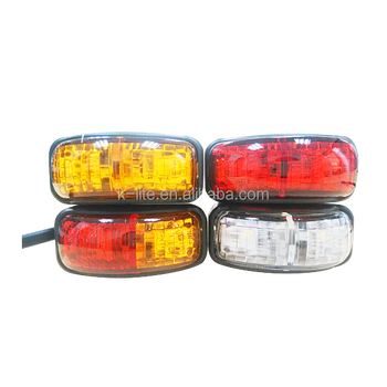 LT525 Truck / Trailer led side marker