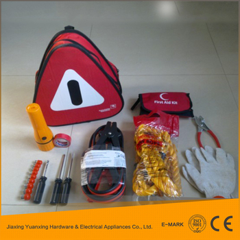 Low Cost Emergency Repair Kit And Auto Repair Tool