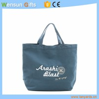 ECO earth friendly cotton canvas tote bag for promotion