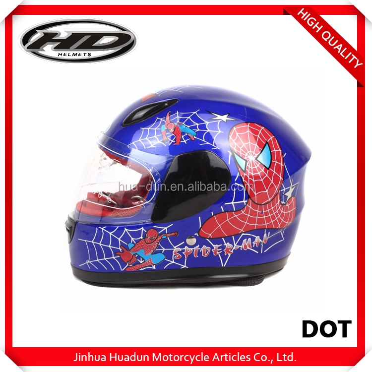 2017 New Style wholesale cheap HD-203 DOT approved outdoor kids helmet