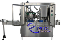 MIC-12-1 Top quality factory produce Micmachinery Ring-pull can beer filling and capping machine with CE 800-2500Can/hr