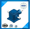 T series gear box / gear transmission parts with electric motor for pelletizer