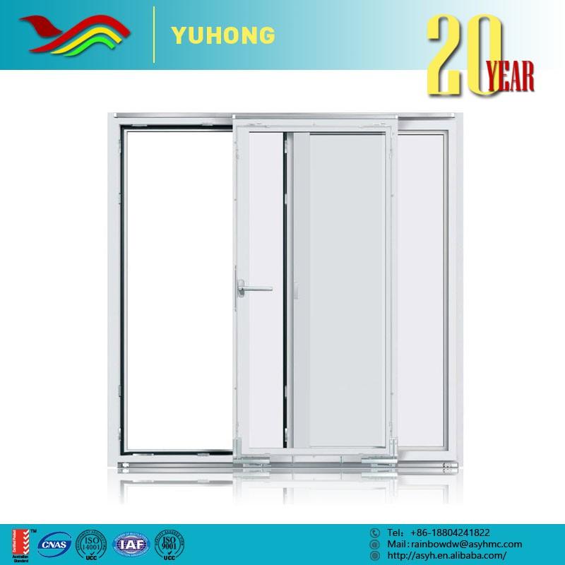 Hanging accordion frameless sliding glass door doors for Sliding glass doors accordion