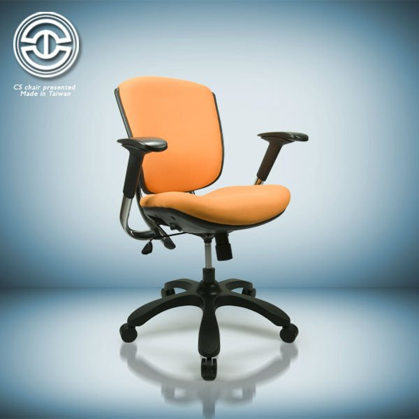 Armrests adjustable modern chair