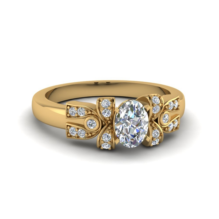 oval-shaped-pave-antique-looking-diamond-accent-engagement-ring-in-14K-yellow-gold-FDENS3309OVR-NL-YG.jpg