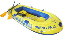 Three Person Inflatable Water Boat