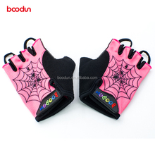 New style child outdoor sports breathable bike kids cycling gloves