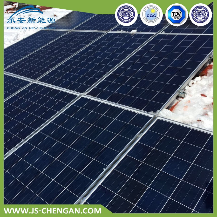 photovoltaic module solar panel for air conditioners