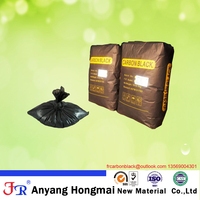 Easy dispersed factory price carbon black for foaming agent