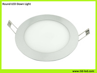 High quality 18W Round LED Panel Light, Low price, CE&RoHS approved, 3 Years Warranty