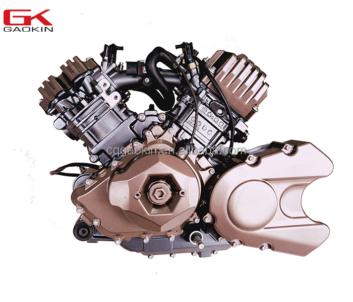 1000CC V-Twin EFI Motorcycle Engine