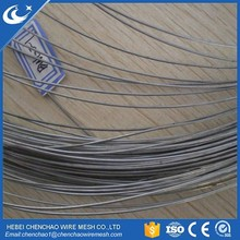 Cheap electro galvanized iron wire/ zinc coated iron wire/ binding wire for construction