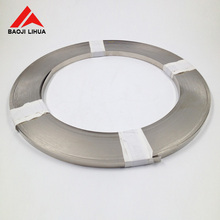 0.1mm 0.2mm Titanium Foil Titanium Strip Price In Stock